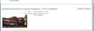 Serviceavtaler & Årskontroll