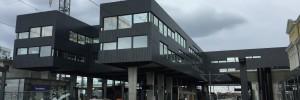 Trapphuset på Trondheim S